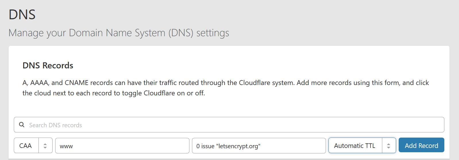 cloudflare-caa-letsencrypt