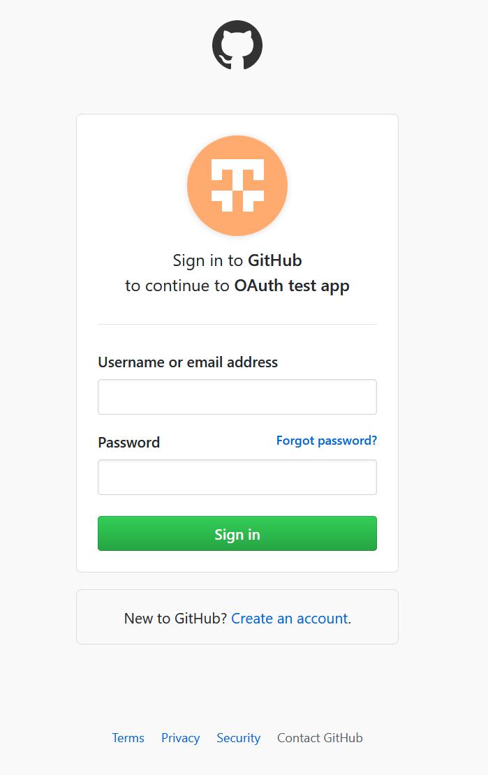 OAuth-github-auth