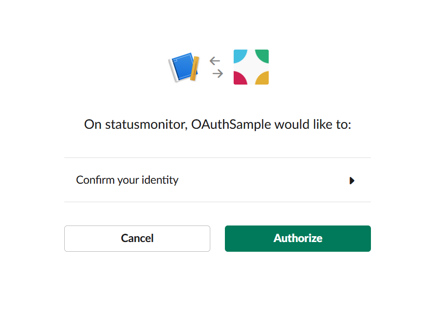 OAuth-slack-auth
