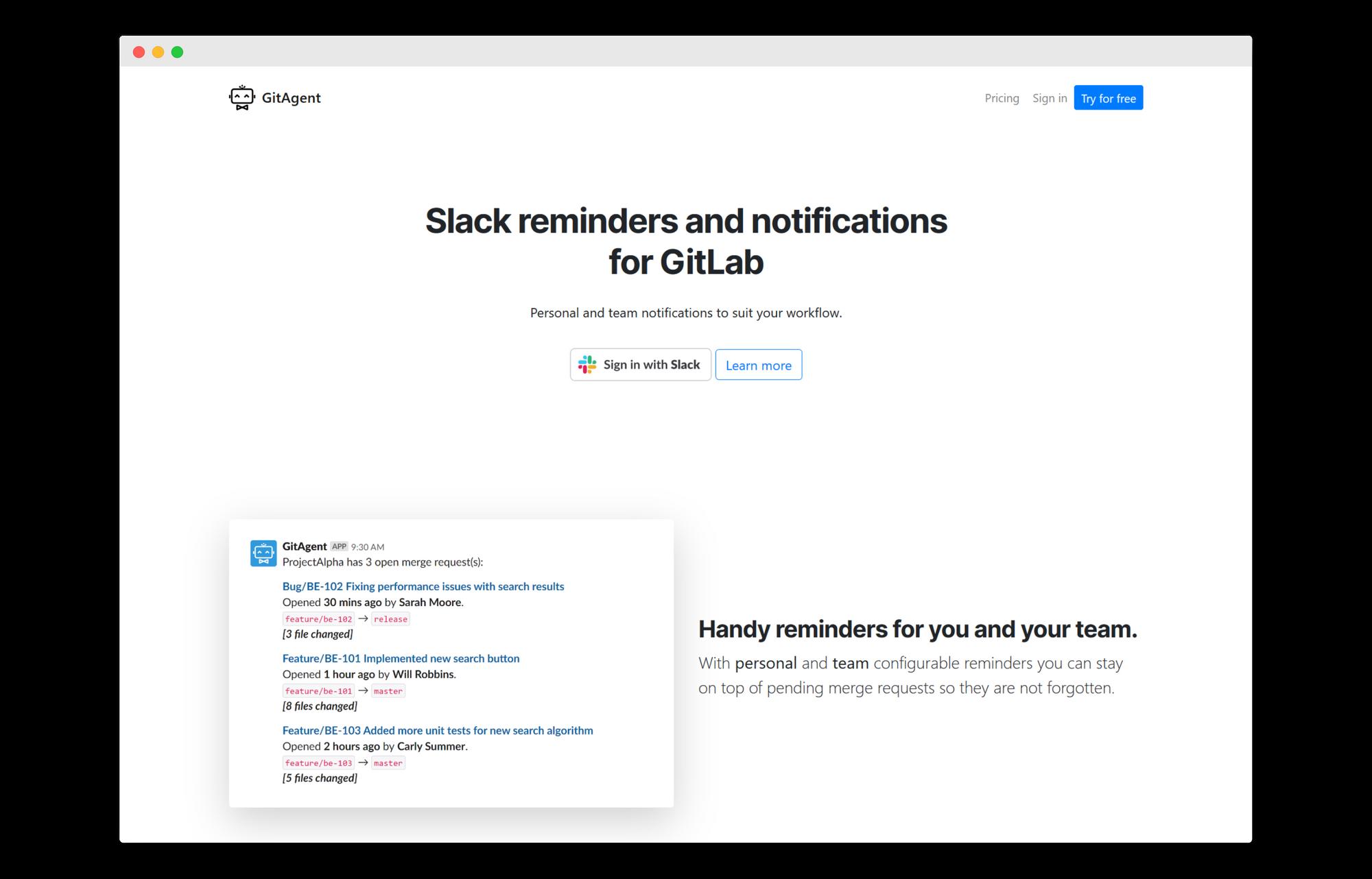 gitagent_app_screenshot